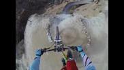 Downhill Най-екстремното! Geoff Gulevich на Red Bull Rampage