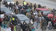 Cleveland Streets Calm After Officer's Acquittal