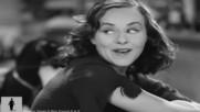 Чарли Чаплин - пързаляне с ролкови кънки // Модерни времена