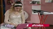 Violetta 3: Леон си пише с Рокси за Виолета + Превод