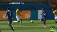 Колумбия 3:0 Гърция 14.06.2014