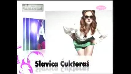 Slavica Cukteras 2011 - Reklama za Cd