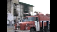 Подпали се една от къщите на Кирил Рашков в Катуница