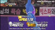 [engsub] Idol Star Olympics 2013 part5