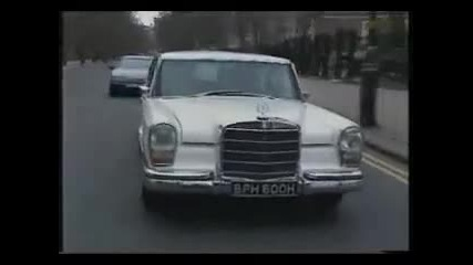 Classic Mercedes pullman