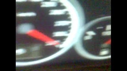 Bmw M3 330 km.h - turbo kompresor 32 ventila ..turbo proba