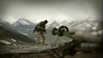 Sas and Navy Seals in a Luminox commercial