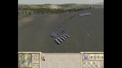 Rome Total War Online Battle # 8 Selucid vs Armenia