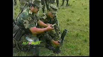 Войници а бягат като момиченца///