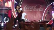 Coca-cola Happy Energy Tour 2015 Faydee 20.09.2015 София