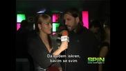 iface pres. Dj Tarkan @ Mamolo on Spin, Kcn Television (february 2010)