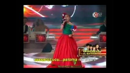 Magaby – Cucurrucucu Paloma