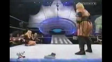 Stone Cold Steve Austin saves Debra