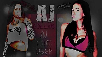 Mv | Aj - Rolling in the deep [2012] | R3d 3vil Production