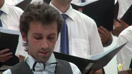 Ерусалим - Мъжки хор на цасд