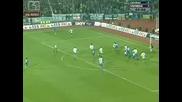 Левски  -  Удинезе  2 - 1