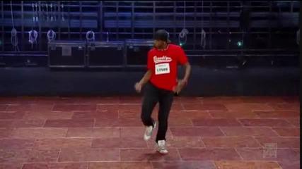 Krump Dancer - Brian Henry