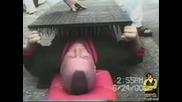 752.5.кг Шипове Върху Човек Световен Рекорд