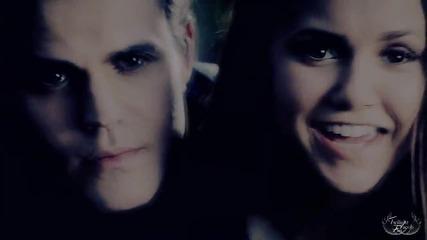 Stefan + Elena - Too Close