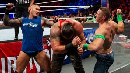 Team Raw vs. Team SmackDown – 5-on-5 Traditional Survivor Series Men's Elimination Match: Survivor Series 2017 (Full