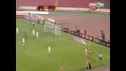 5.11.2009 Динамо Букурещ - Галатасарай 0 - 3 Ле групи