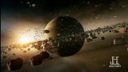 Как се е била образувала Земята - Астероиди..