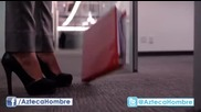 Hombre tenias que ser - Promo 4 - Ivonne Monteroo y Victor Gonzalez en Azteca Hombre
