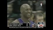 """НБА: """"Лейкърс"""" не срещна трудности при гостуването на """"Ню Джърси"""" – 99:92"""