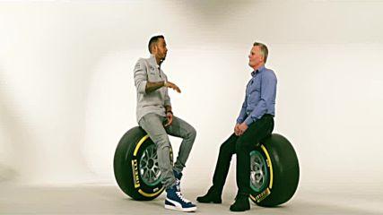 Как да караш като световен шампион - Люис Хамилтън