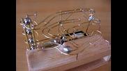 въртележка на магнитни топчета!как става това според вас?