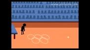 3D Анимация - Олимпийските Игри 2008
