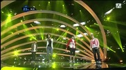 M.i.b - Only hard for me @ M!countdown (12.07.2012)
