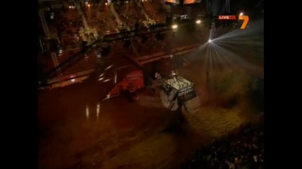 Night of the jumps 2012 - Началото