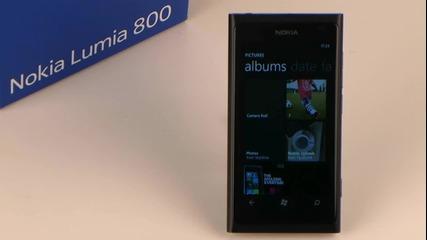 Nokia Lumia - Facebook и Twitter на вашия смартфон с Windows