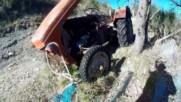Опит за палене на трактор, който не е работил през последните 30 години!