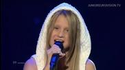 Представянето на Словения на Детската Евровизия 2014 в Малта