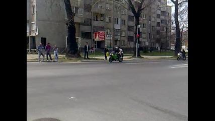 Откриване на мото сезона в Асеновград 2010