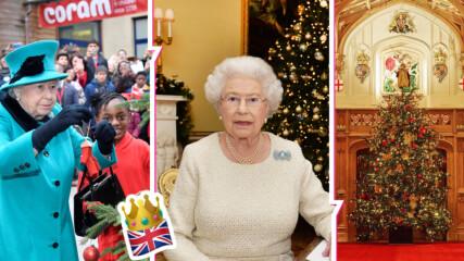 Коледните традиции, които кралицата спазва всяка година