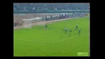 Panathinaikos - Juventus 3 - 1