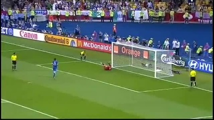 Andrea Pirlo Amazing Penalty Kick vs England