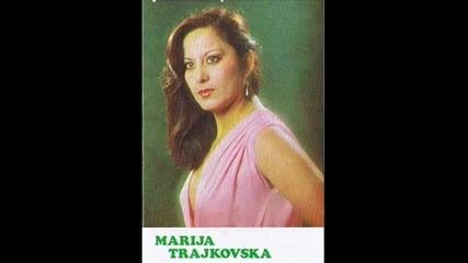 Marija Trajkovska Nisi covek od reci