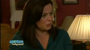 Access Hollywood - Eve Myles and Mekhi Phifer, Torchwood - Miracle Day