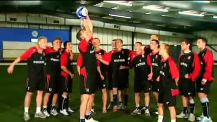 Soccer Am - Skill School - Tranmere 12 - 09 - 09