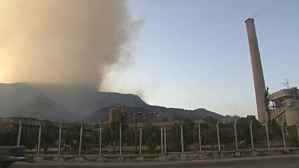 Turkey: Helicopters battle fires in Mugla as flames tear through southern coast