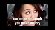 Miley Cyrus - 7 Things [ With Lyrics ]