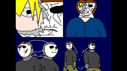 Michael Myers комикс 4