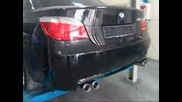 Bmw M5 (e60) Sports Exhaust System