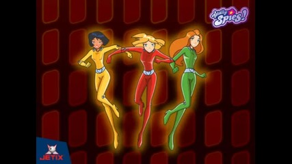 Totally Spies - Best Spy Music