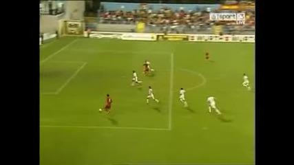 Черна Гора - Уелс 1:0