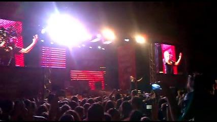 Coca-cola Happy Energy Tour 2011 2